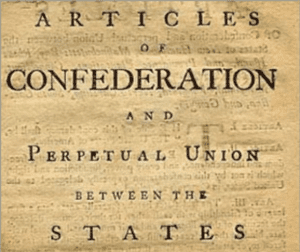 TheUnited States of America: A Perpetual Union was Founded by 13 States with the Enactment of the Articles of Confederation