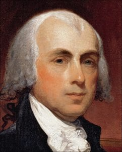 """James Madison: """"There are More Instances of the Abridgment of Freedom... by Gradual & Silent Encroachments of Those in Power than by Violent and Sudden Usurpations."""""""