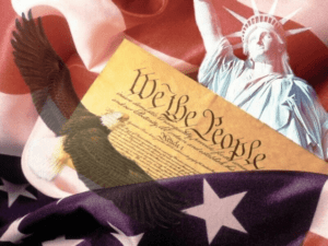 The US Constitution was Ratified when New Hampshire Became the 9th State to Ratify the Constitution, as Specified in Article 7 of the Constitution