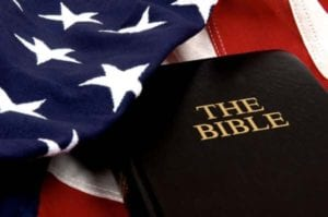"""Dr. Benjamin Rush: """"(Satan) never invented a more effectual means of extirpating Christianity... than by persuading mankind that it was improper to read the Bible at schools."""""""