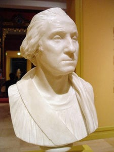 """George Washington Quote: """"...There is but One Straight Course, and that is to Seek Truth and Pursue it Steadily."""""""