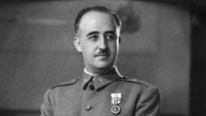 Spanish Civil War Begins with an Uprising by General Franco against a Judeo-Masonic Conspiracy led by Freemasons and Communists