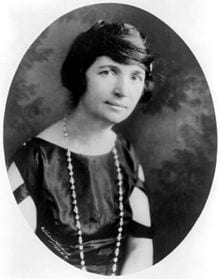 """Planned Parenthood Founder, Margaret Sanger: """"""""We do not want word to go out that we want to exterminate the Negro population"""""""