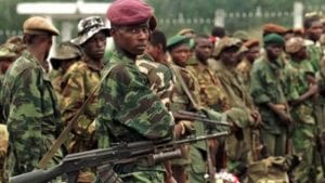 The Second Congo War: A CIA Coup to Overthrow their own Puppet (Put in Place 1 Yr. previous) who Reneged on Secret Deals to the Cabal