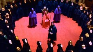 """The Occult Symbolic Film """"Eyes Wide Shut"""", Directed by Stanley Kubrick, is Released"""