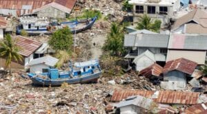 Indonesia Boxing Day Tsunami: The 9.1 Magnitude Earthquake that Ripped the Floor of the Indian Ocean was the 2nd Largest Ever Recorded