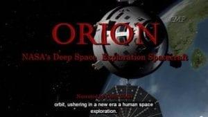NASA Sends Unmanned Orion Spacecraft to Van Allen Radiation Belt to Measure Radiation Readings