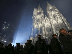 New Years Eve Sex Attacks in Cologne, Germany: 661 Women Report Sexual Assault and over 1300 People Report Crimes - Only 3 Men Convicted