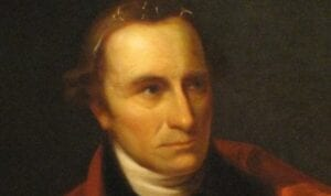 """Patrick Henry, Speech before the Virginia Ratifying Convention: """"""""Guard with jealous attention the public liberty..."""""""