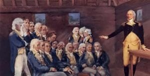 The Newburgh Conspiracy and George Washington's Powerful Speech to Calm It