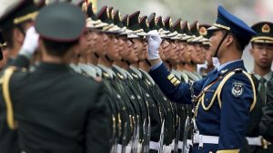 """A White Paper Titled """"Unrestricted Warfare"""" is Published by Two China PLA Colonels"""