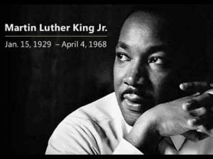 According to Memphis Jury Verdict, Martin Luther King, Jr. was Assassinated by Government Conspiracy, Not by James Earl Ray