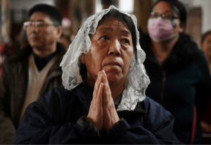 Report: China Forcing Poor Citizens to Trade Faith for Welfare Checks