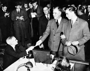 FDR and Democrats Attempt to Pack the Supreme Court
