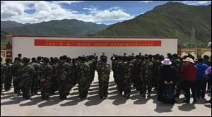 Report: 500,000 Tibetans Sent to Labor Camps, Indoctrinated by the Communist Party of China (CCP)