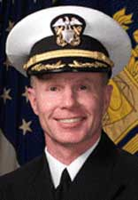 Captain Charles J. Leidig, acting NMCC Director During 9/11 is Promoted