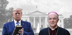Archbishop Carlo Maria Vigano's Open Letter to President Trump Warning of Global Conspiracy