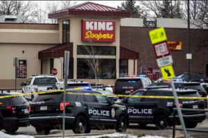Boulder, Colorado Grocery Shooting - An Anti-White Hate Crime