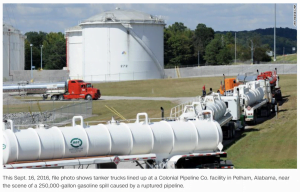 Colonial Pipeline suffers cyberattack 303 days after Cyber Polygon Simulation