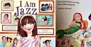 Teacher Reads Transgender Book to Class of 1st Graders, School Board President, Owner of All-Ages Sex Shop, Does Nothing