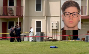 Hero armed with rifle takes down would-be mass shooter at apartment complex