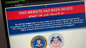 Biden Admin Uses Emergency Powers for Seizure of the .com Domains of 33 Foreign News Websites