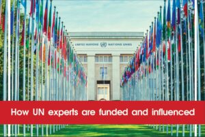 Report: Private Foundations Directly Finance UN Experts to Write Reports that Align with their Agendas