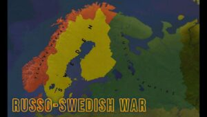 Swedes Stage a False Flag Attack onPuumala Leading to the Russo-Swedish War (1788–1790)